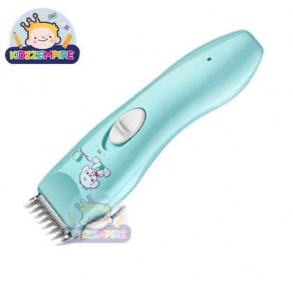 Kidzzempire Baby Hair Trimmer Electric Hair Clipper Hair Shaver USB Rechargeable Removable Blade Waterproof BAB050
