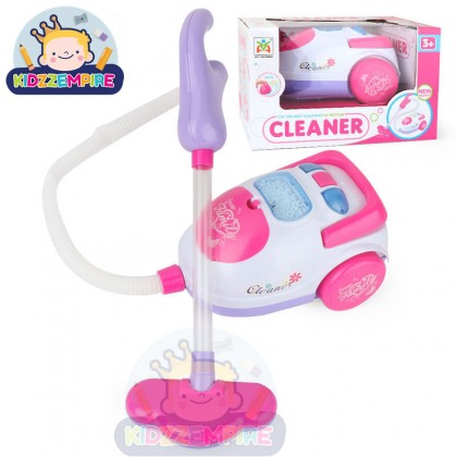 Kidzzempire Kids Toys Vacuum Cleaner Simulation Housekeeping Cleaning Playset with Light and Sound Vacuum Cleaner Pretend Play TOY049