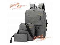 Dreamtale 3 in 1 Laptop Backpack Premium Design Business backpack TVL018 8e7d5cd7a13f8